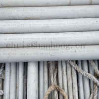 HOLLOW STAINLESS STEEL TUBE