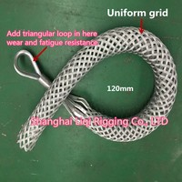 cable clip/Hoisting grip/wire combination lock