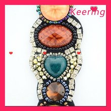 Fashion rhinestone crystal shoe clips accessories for shoes -WSF-100