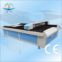 NC-1325 850W panasonic servo motor stainless steel metal tube Metal 80w USB Acrylic 30w CNC 100w aluminum laser cutting machine