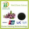 Manufacturer Supply High Quality red clover herb extract /red clover extract formononetin/red clover flower extract