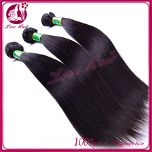 New Style Natural Color Sliky Straight Human Hair,Wholesale Price Natural Hair 100% Hair Extension