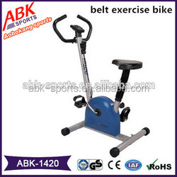 low price fitness equipment for arms ABK-1420 exercise bike with meter counter
