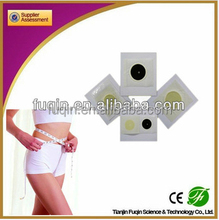 high quality slimming patch japan slimming products 7.5*7.5( OEM brand)
