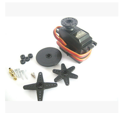 SG5010 38g double bearing servo motor for RC helicopter/boat/truck/robot