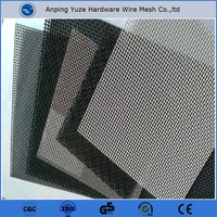Anping Factory High Quality Security Window Screen/stainless Steel Wire Mesh For Security Window And Door