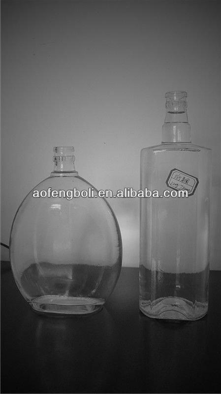 transpatent oberfl che glas l essig flasche. Black Bedroom Furniture Sets. Home Design Ideas