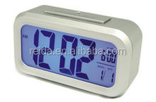New Design LCD clock& Digital table clock&alarm clock&weather station clock&calendar clock