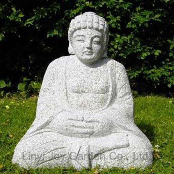 D coration de la maison bouddha statue de pierre statues - Statue bouddha interieur maison ...