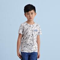 hotsale cheap new design Kids t shirt printing low MOQ