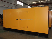 Single Stage Engine Heavy Duty Silent Or Open Generator,300kva Diesel Generator with Cummins Engine