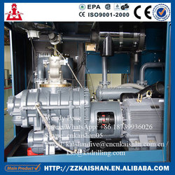 AKISHAN Two Stage Screw Air Compressor High Quality With 3 Years Warranty
