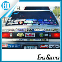 Car Sticker/Car Body Sticker/Bumper Stickers---Customized with your own designs