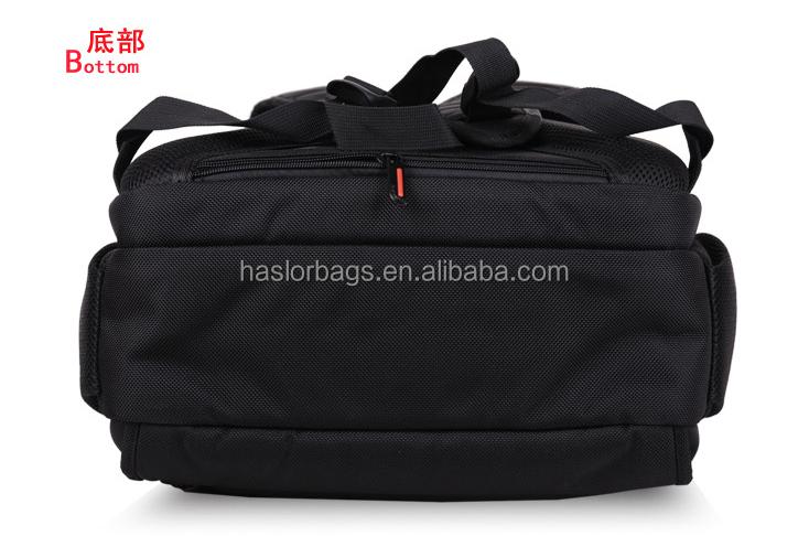 Étanche et durable 18 polegada ordinateur portable sac à dos avec de haute qualité