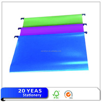 Custom plastic PP hanging file folder