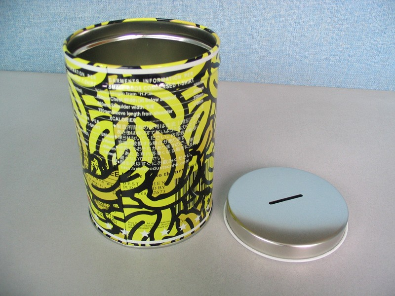 Fancy Money Boxes Round Fancy Coin Bank Money
