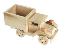 Handmade Arts And Crafts Wooden Truck