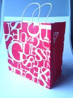 BV audited factory! paper kraft bag/kraft paper bag/white kraft paper bag