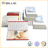 High quality 2016 table calendar printing