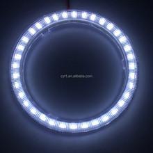100mm 39SMD White Angel Eyes Halo Led Ring Light LED Auto Light