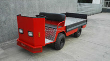 Cheap electric factory transport vehicle