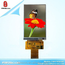 4.3 inch 480x800 mva p780 module lcd touch screen mobile phone lcd module