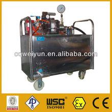 portable Pipe Hydraulic tank pressure testing equipment