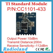 Wireless RF Module CC1101 433MHz module