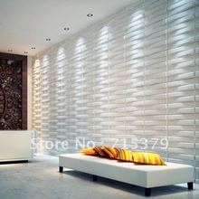 3d decorative wall boards with embossed effect