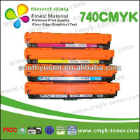 Laser Printer Toner Cartridge 740A 741A 742A 743A for H.P. LASERJET COLOR 5220 5221 5223 5225 5227 5229