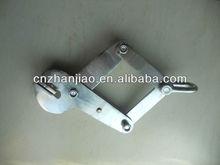 Reparación de bandas de goma férreo control de la correa transportadora herramientas