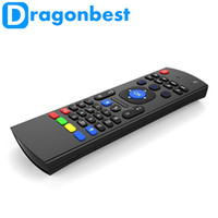 MX3 Air mouse with keyboard,air mouse keyboard for Smart TV,air mouse keyboard for Set-Top Box--Shenzhen Ricom