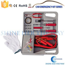 30Pcs Car Roadside Emergency Tools Kit