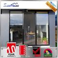 Estándar de australia as2047/as2208 correderas de aluminio puerta del patio
