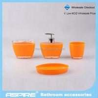 we are five Bathroom Accessories AC bathroom 4 pcs set