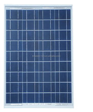 High Efficiency poly 80W best price per watt solar panels in india