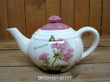 china good quality cheap ceramic porcelain teapot