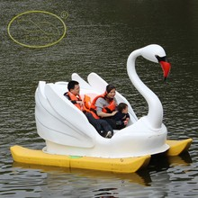 Fwulong swan pedalo boat with 2 seats & 4 seats for sale