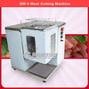 QW-5 Small Type Fresh Meat Slice Cutting Machine, Meat Strip Cutter