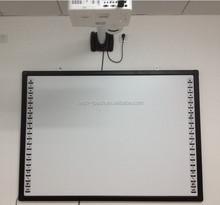 Stocks Promotion 10pcs send 1pc free 85inch 6 touch IR Interactive Whiteboard smart board ; smart board