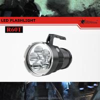 Hot! High quanlity SolarStorm R60T aluminum waterproof CREE XM-L2 U2 LED 4500lm beam flashlight