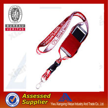 The promotion and popular mobile phone lanyard