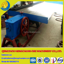 Gold Concentrate Clean Up Shaking Table for Sale