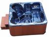 Luxury hydro spa pool/whirlpool massage bathtub/Balboa hot tub spa