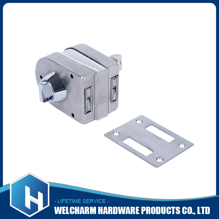 About Welcharm Oval Glass Door Lock Features