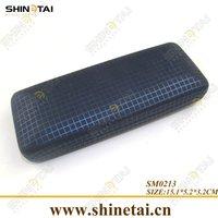 Hot Selling Pu Leather Eyewear Hard Cases in Yiwu