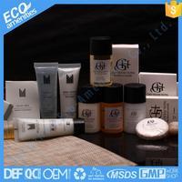Eco Friendly Plastic Sachet medical shampoo is shampoo