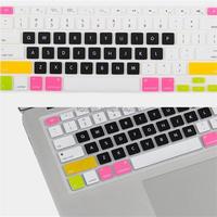 Liquid Injection Molding Silkscreen Printing Silicone for Mac Keyboard Skin
