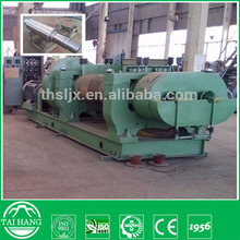 Scrap rubber tyre crushing machine for crumb rubber