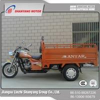 China new design popular 150cc Petrol tuk tuk / water cooled tricycle